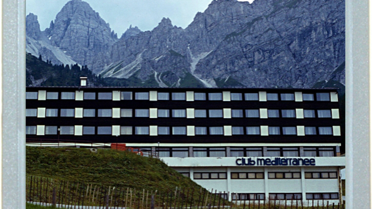 Club Med In The Mountains
