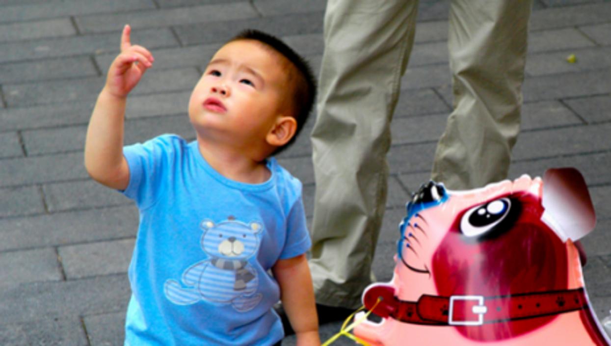 Snapshot Of The World: Opium Fields, Typhoon, Chinese Kids