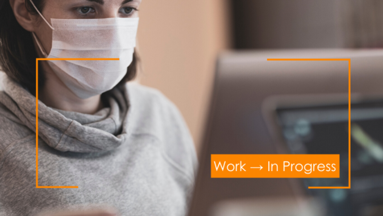 Work → In Progress: Designing A Post-Pandemic Future