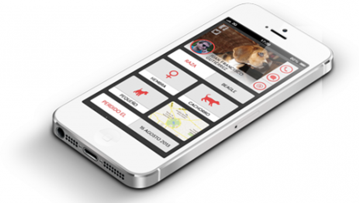 Lost Your Dog? There's An App For That