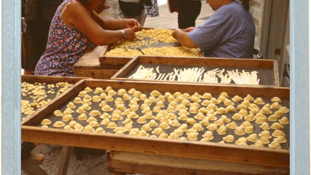 Italy, Pasta Così