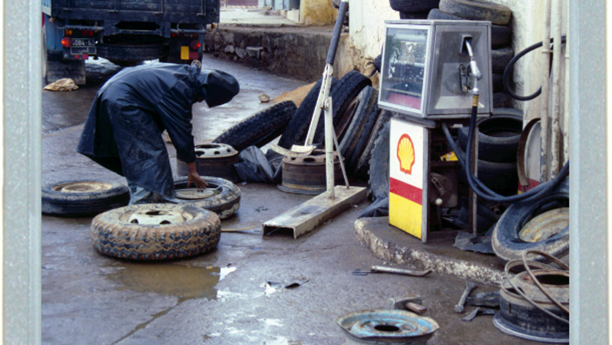 Memories Of Mechanics Past