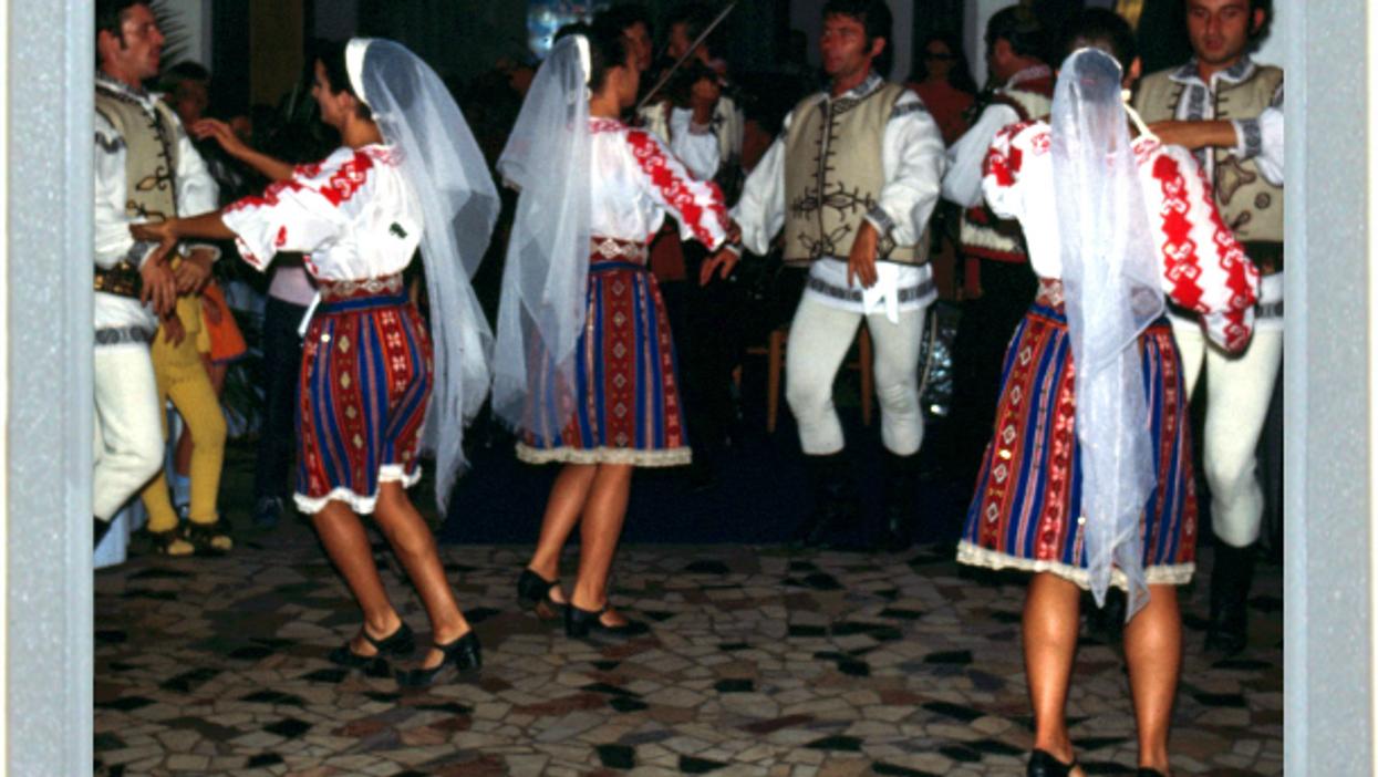 Save The Last Bulgarian Dance