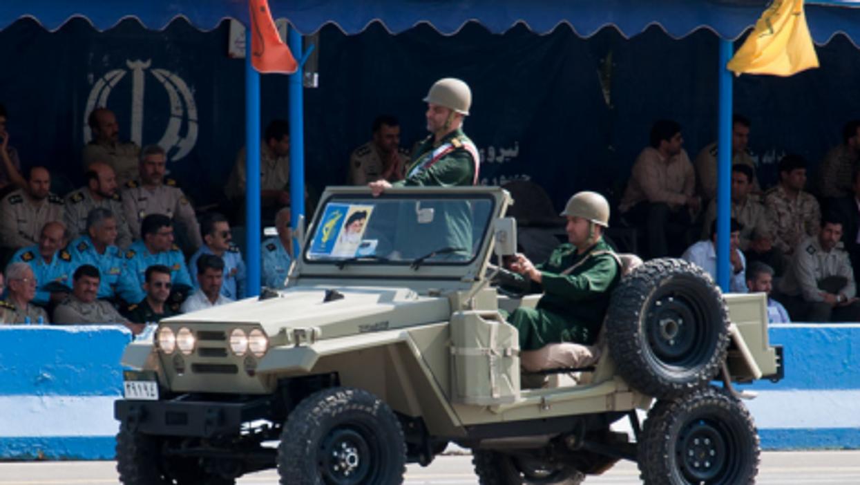 Top Iran General: We Can Strike Israel Anywhere