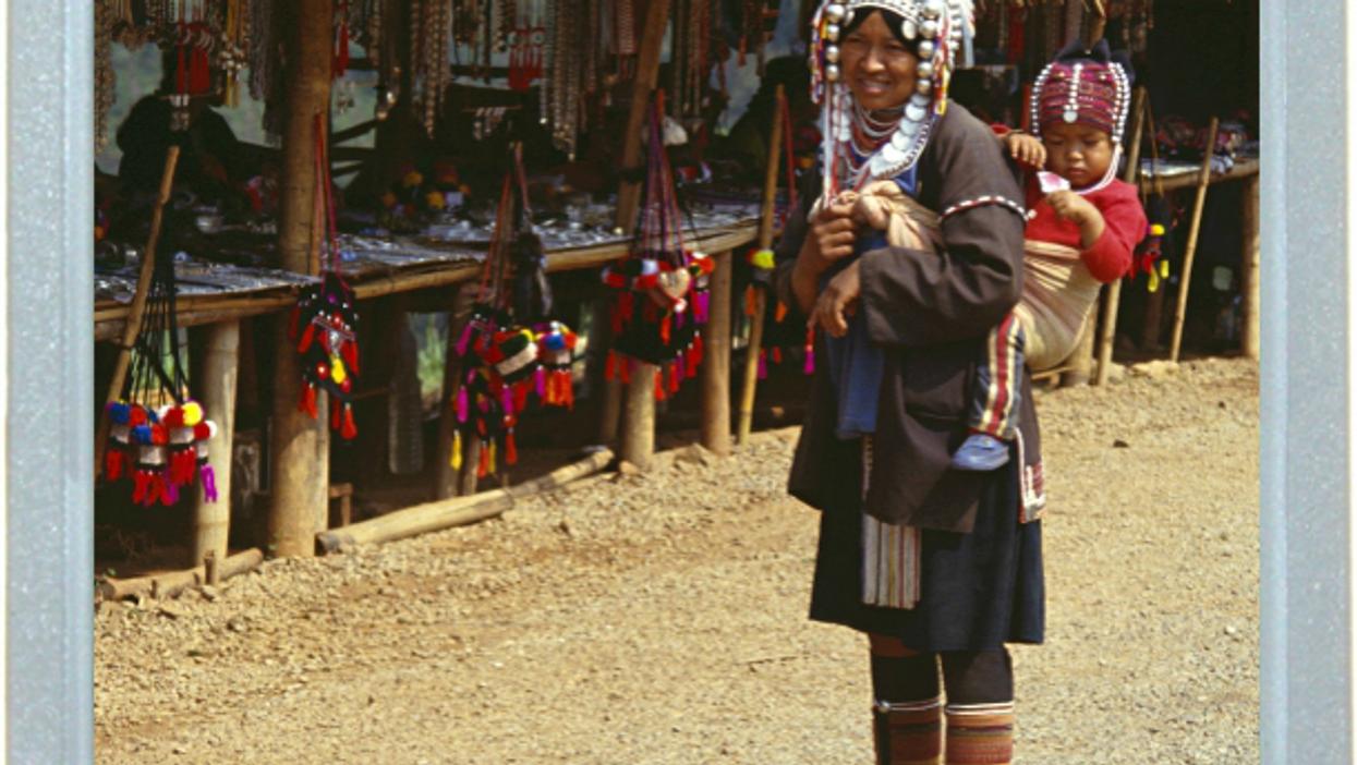 Among The Hmong