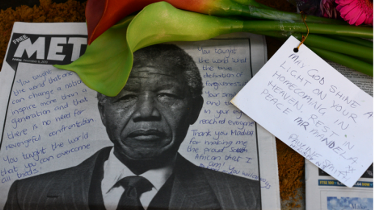 Mandela's Death: World Tour Of What People Are Saying