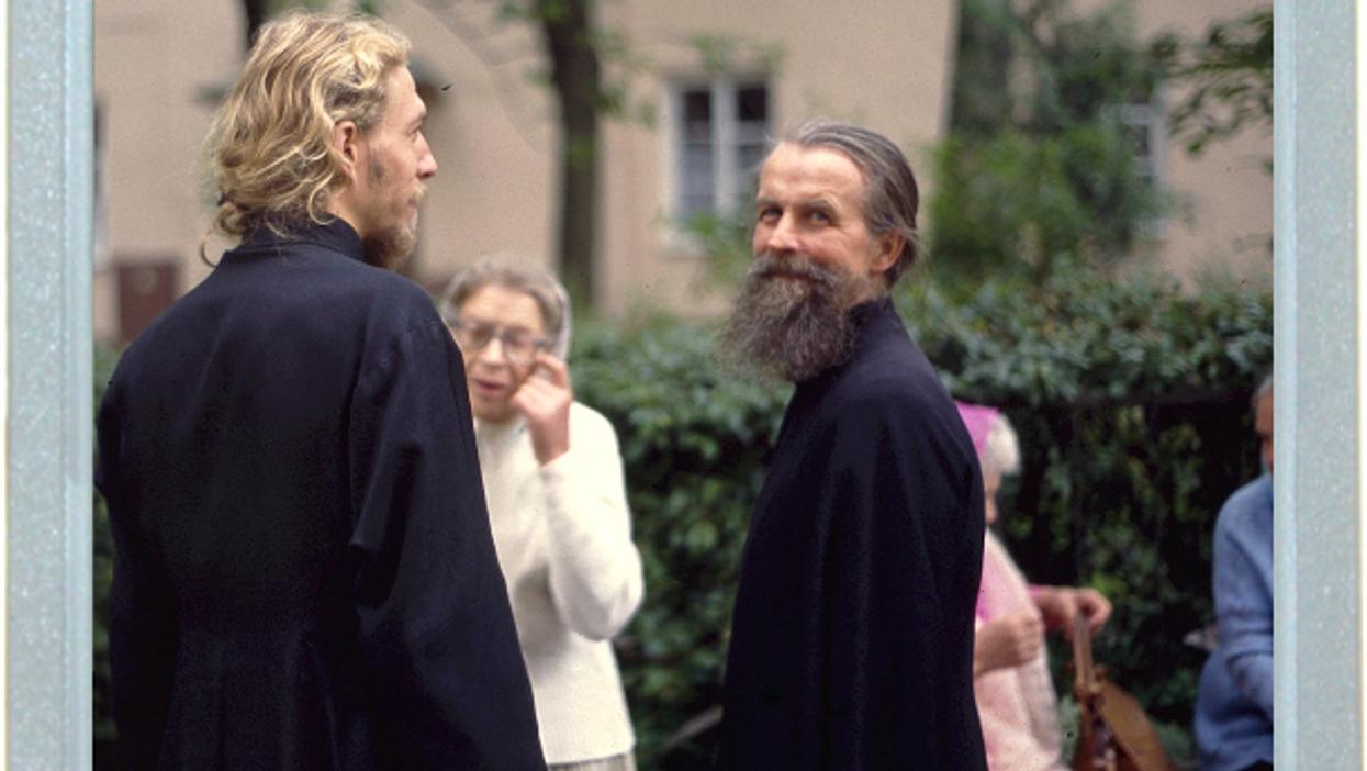The Dashing Priests Of Vilnius