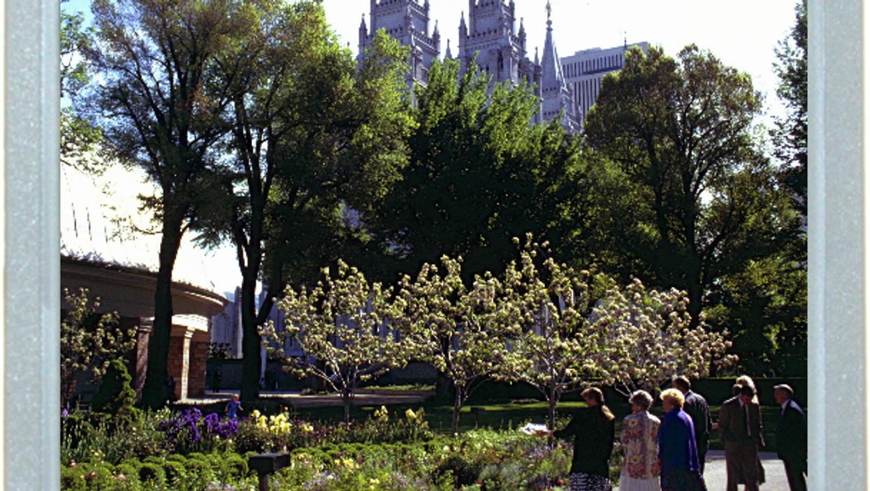 Garden Of Mormon Eden