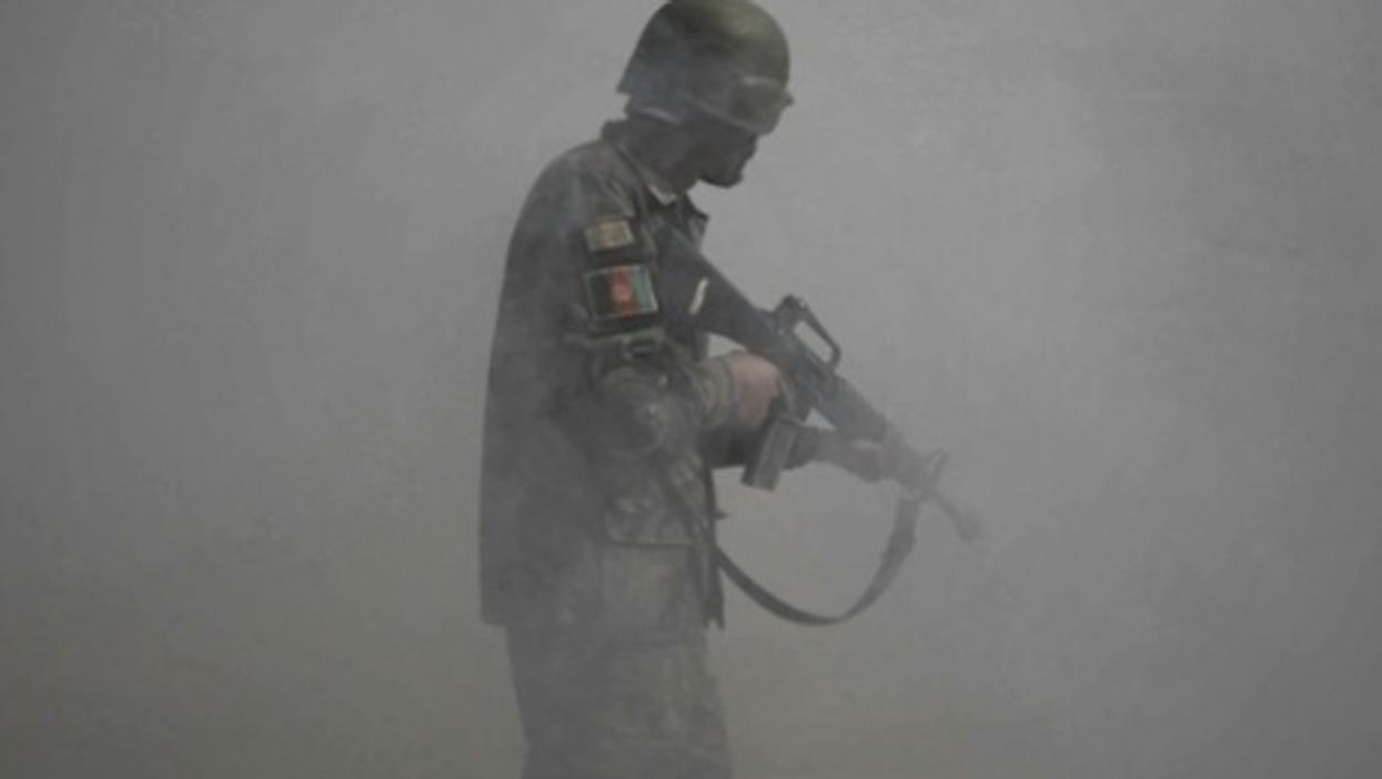Snapshot Of The World: Ben Franklin, Banksy, Fog Of War, More