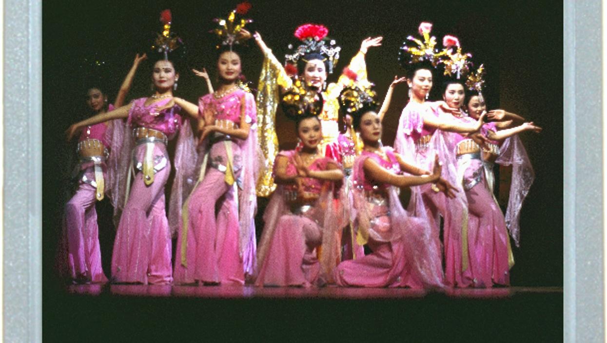 Dancing Dynasty