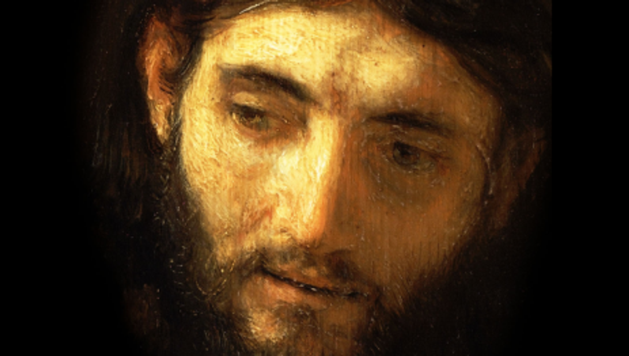 Rembrandt And Faces Of The Living Christ