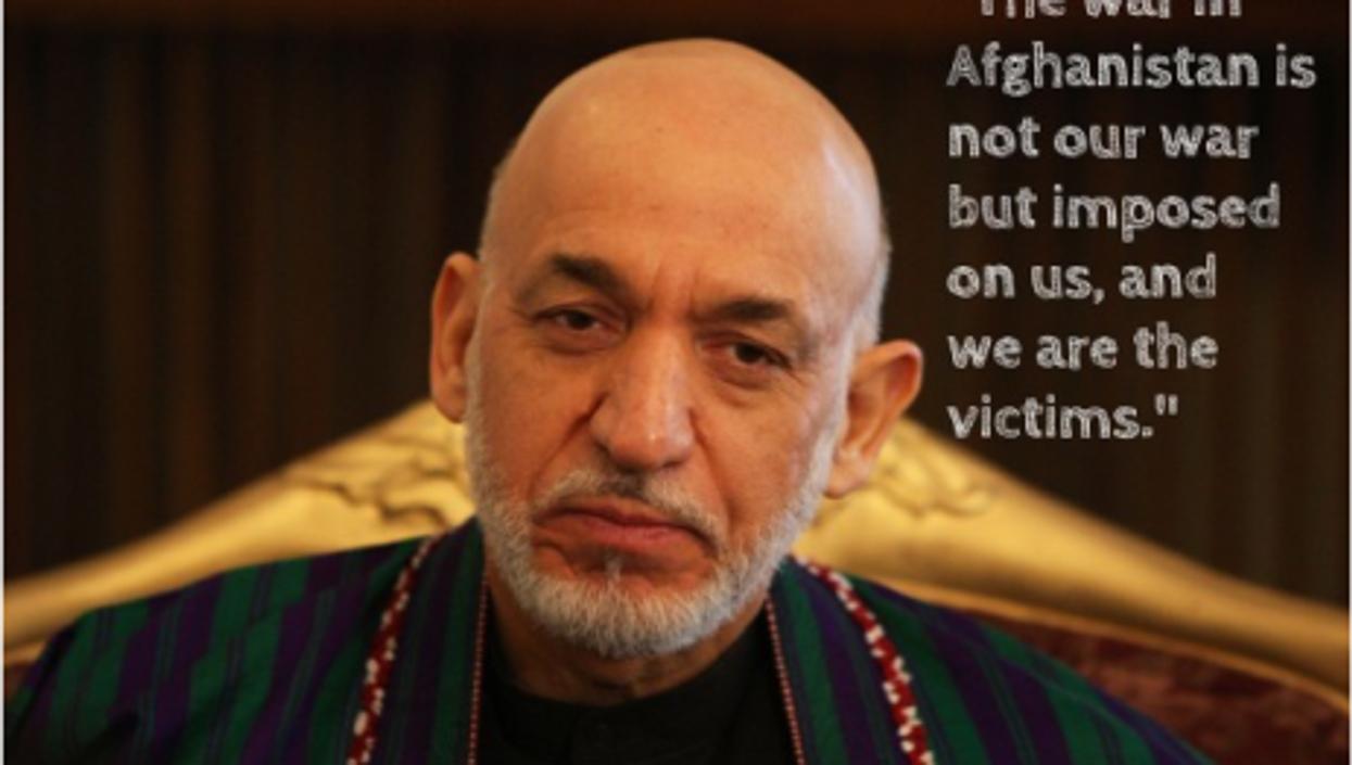Verbatim: Karzai, Shirky, Netanyahu, More