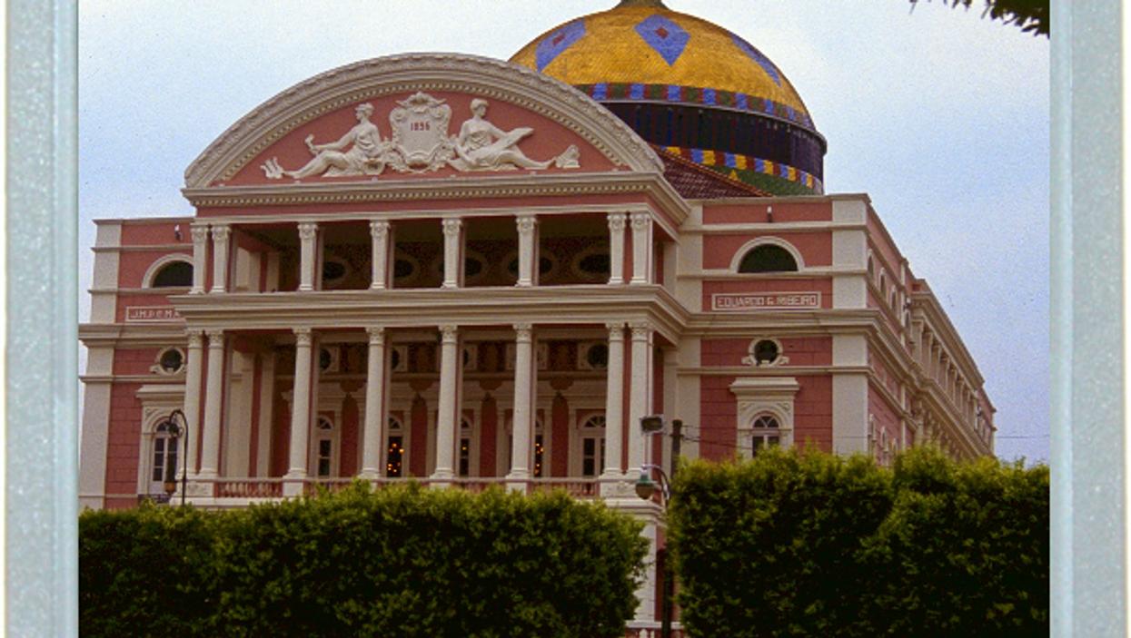 Opera House Surprise