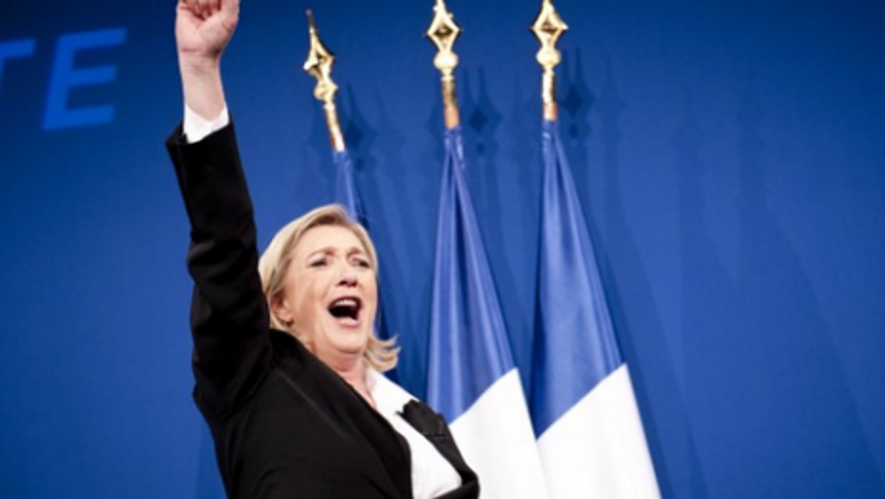 Quotes Of The Week: Le Pen, Greenwald, Shutdown, Iran