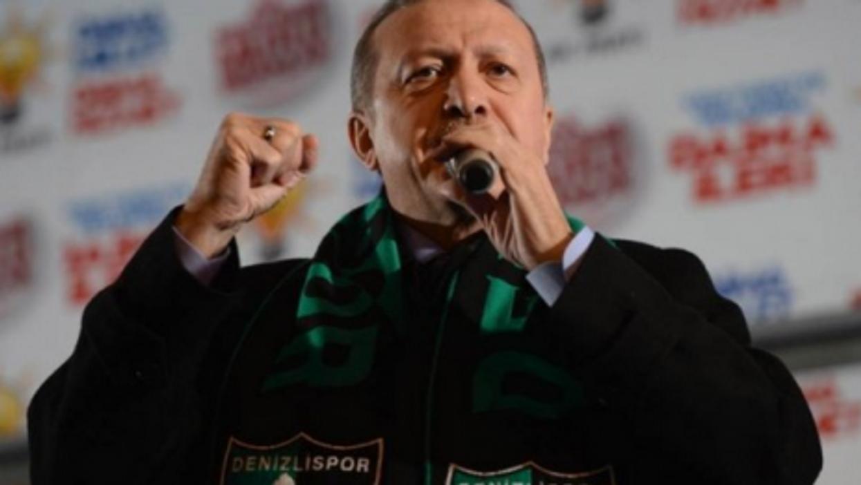 Verbatim: Yanukovych, Erdogan, Neil Young