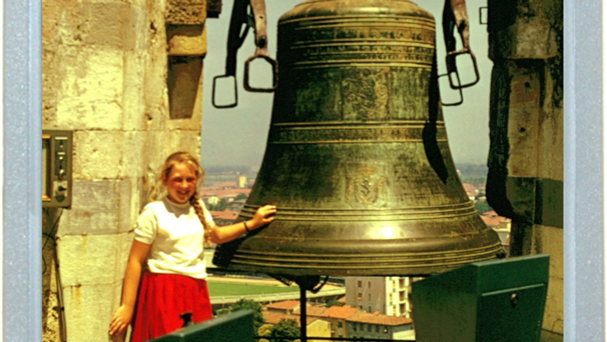 For Whom The Bell Tower Leans