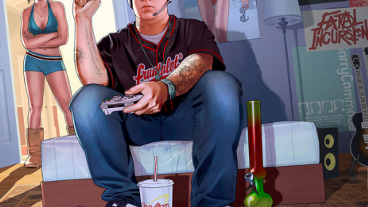 In Praise Of GTA V: Videogame As Masterpiece Of Cultural Criticism