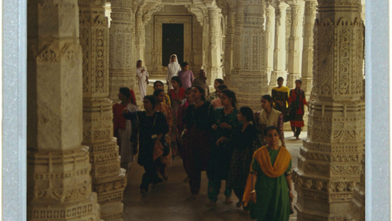 India's Most Photogenic Temple
