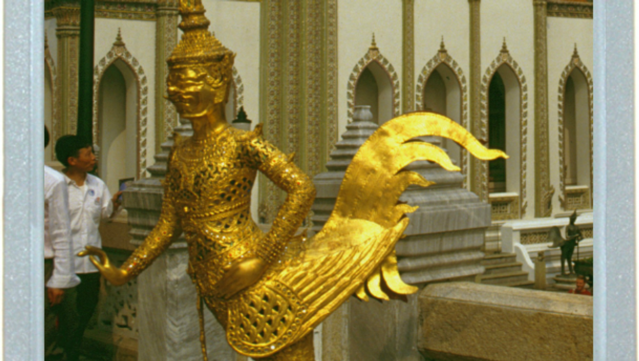 Gilded Guardian