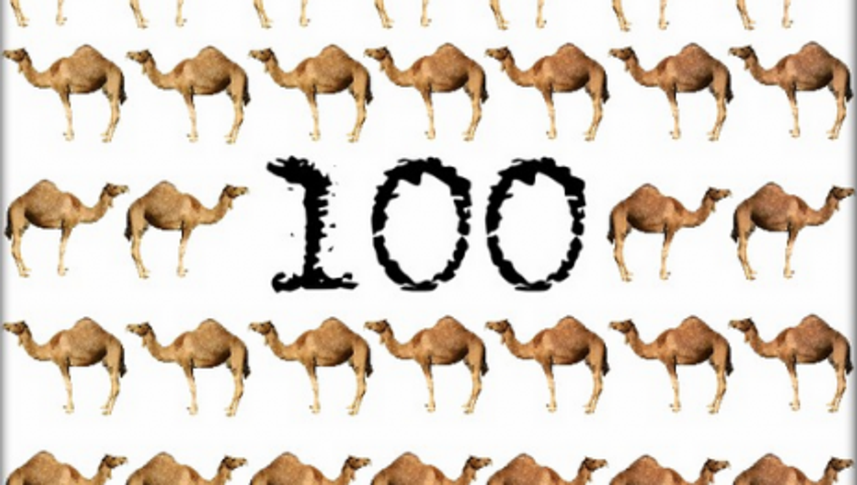 By The Numbers: Camels, Obesity, Deforestation, More