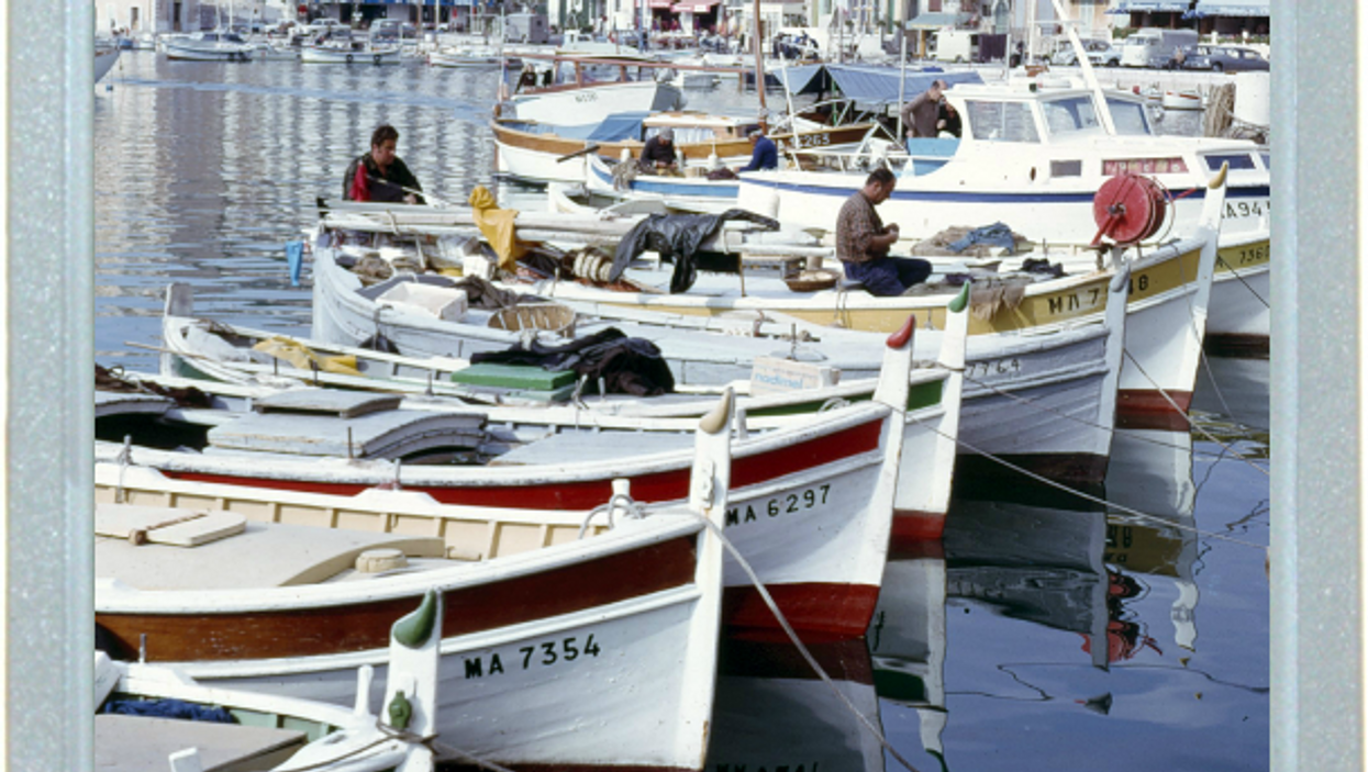 Cassis Port To Starboard