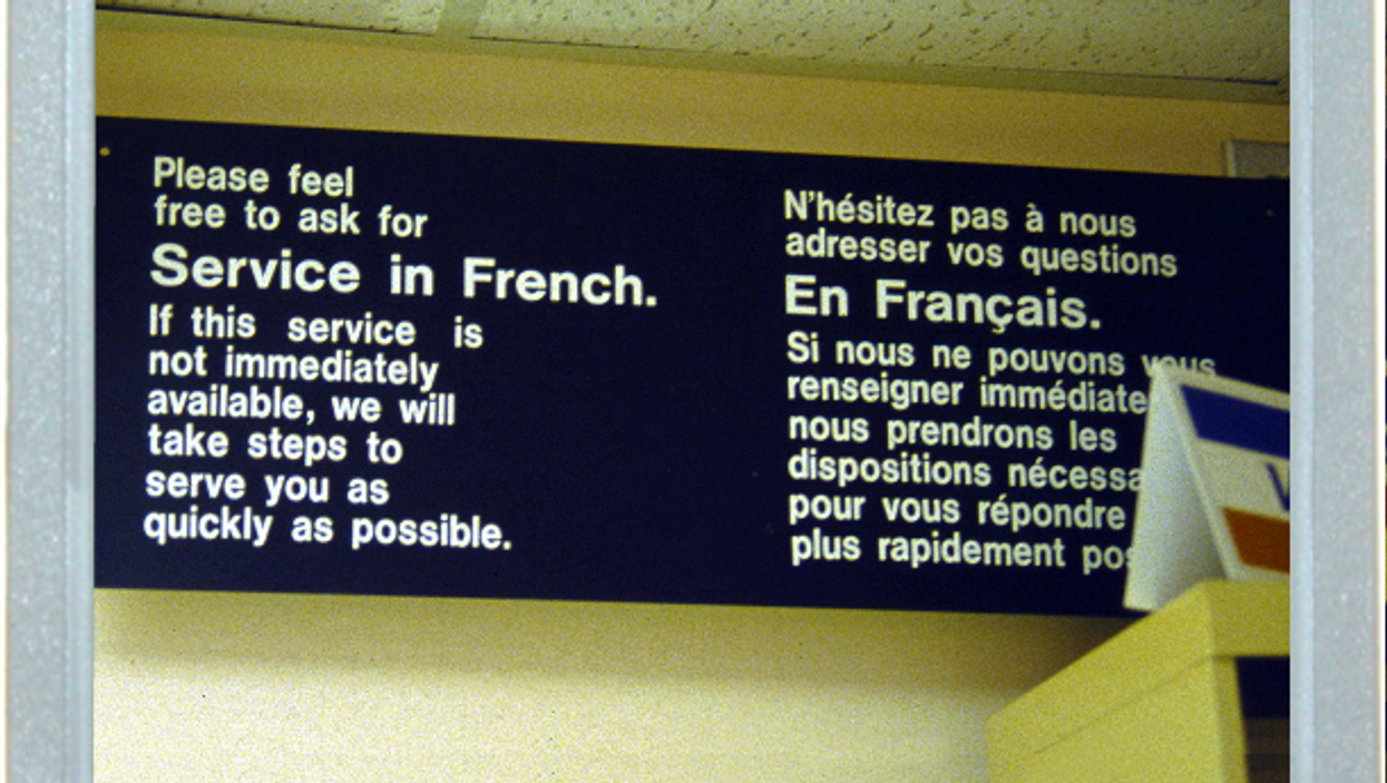 En Français, Please