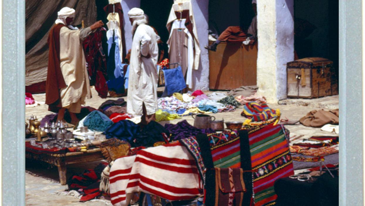 Mystical Marketplace