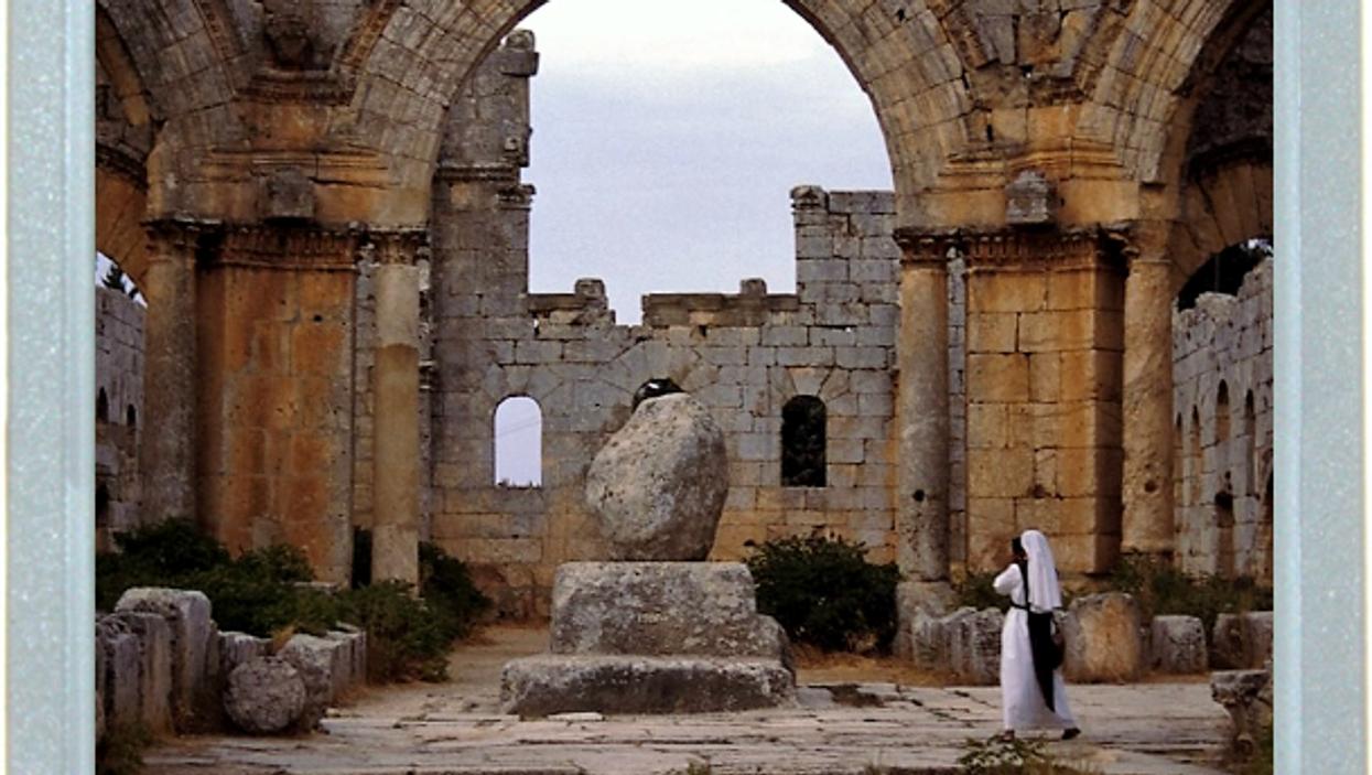 Pillar Of Faith
