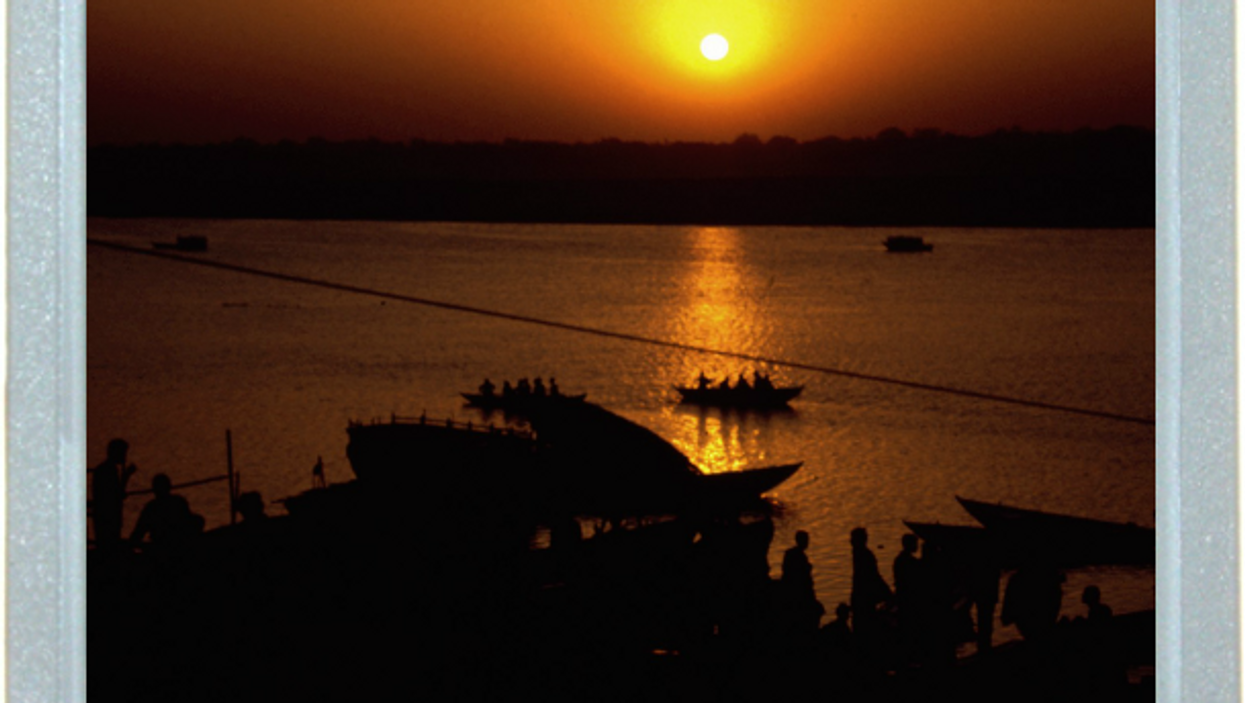 Postcard From The Ganges