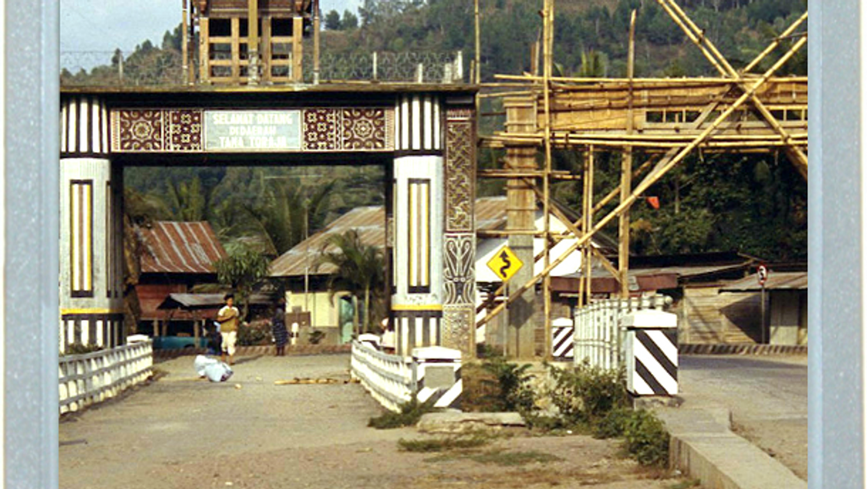 What Lies Beyond The Indonesian Gate