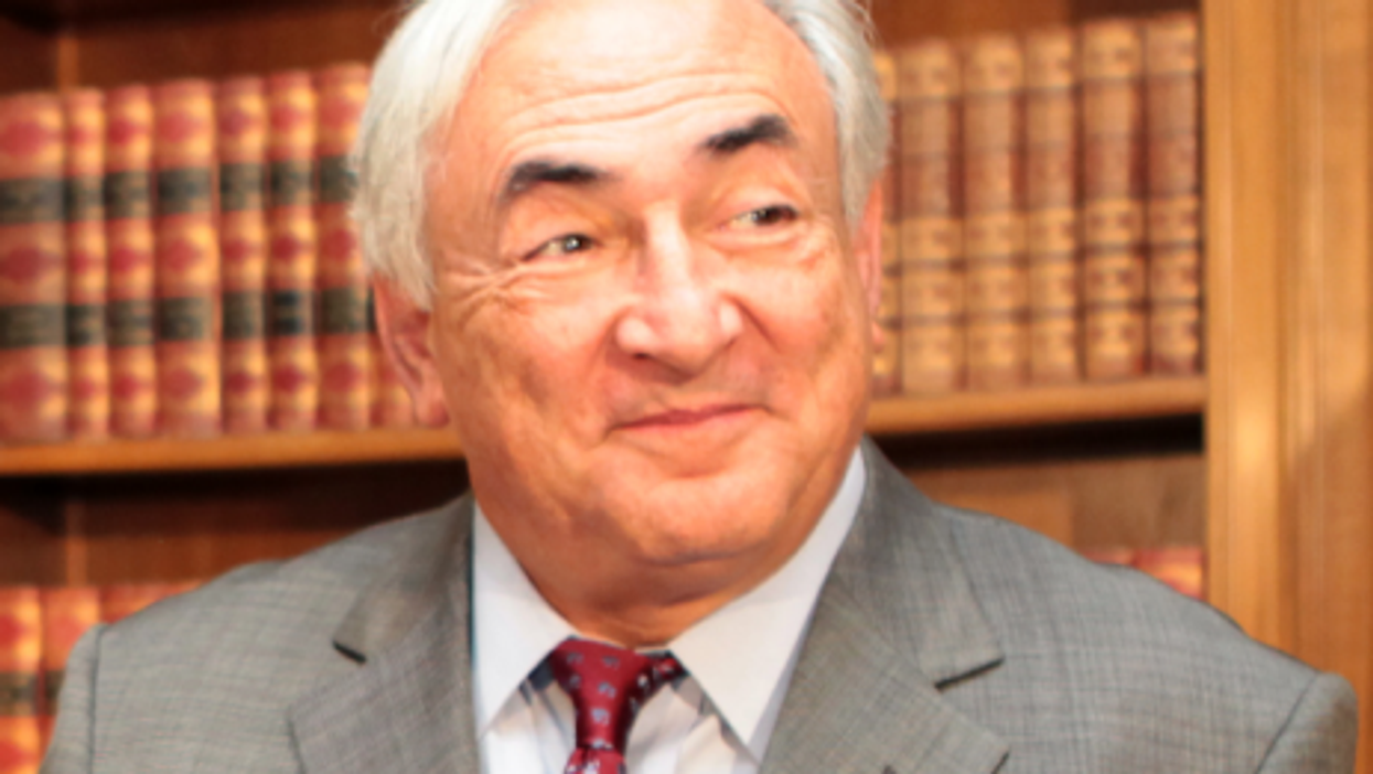 The Gambler: Dominique Strauss-Kahn, A Psychological Profile