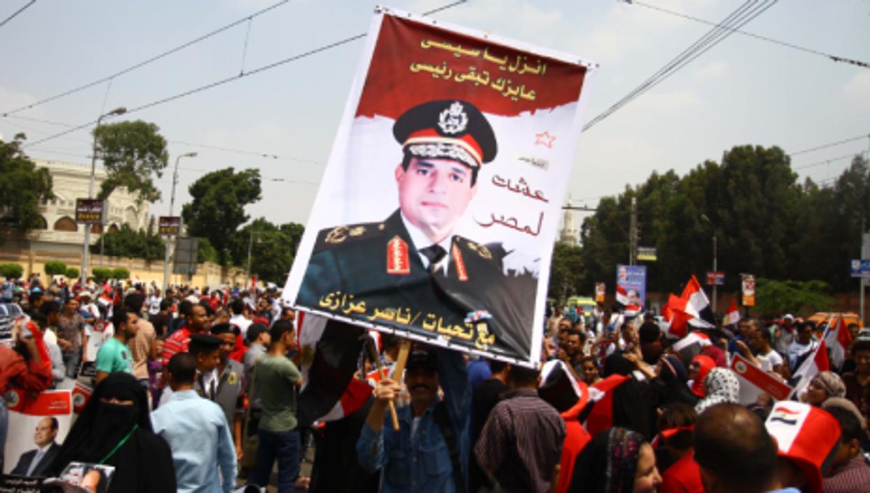 Signs Of Iran-Egypt Thaw At Al-Sisi Inauguration