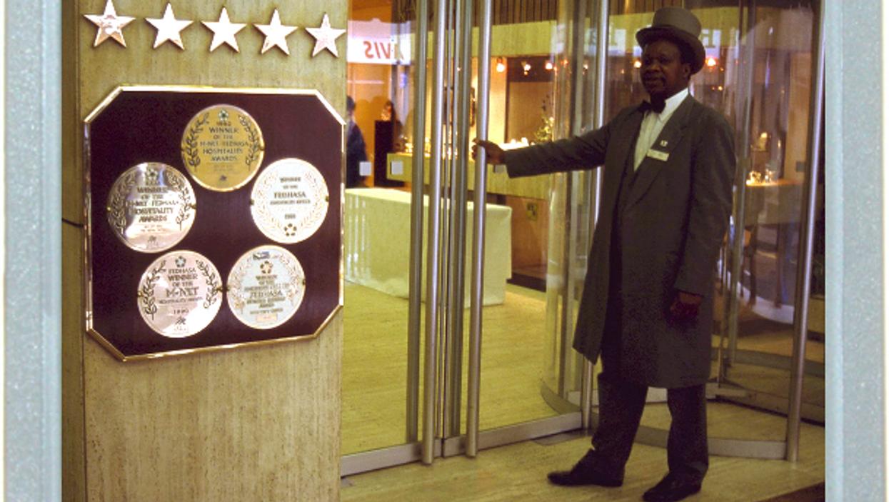 The Royal Doorman Of Durban