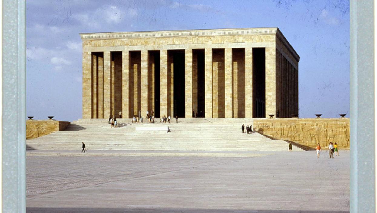 Modern Mausoleum Wonder