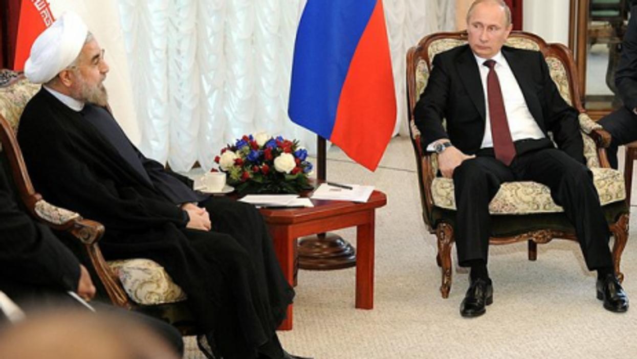 Iran Worried Ukraine Crisis Could Derail Nuclear Talks