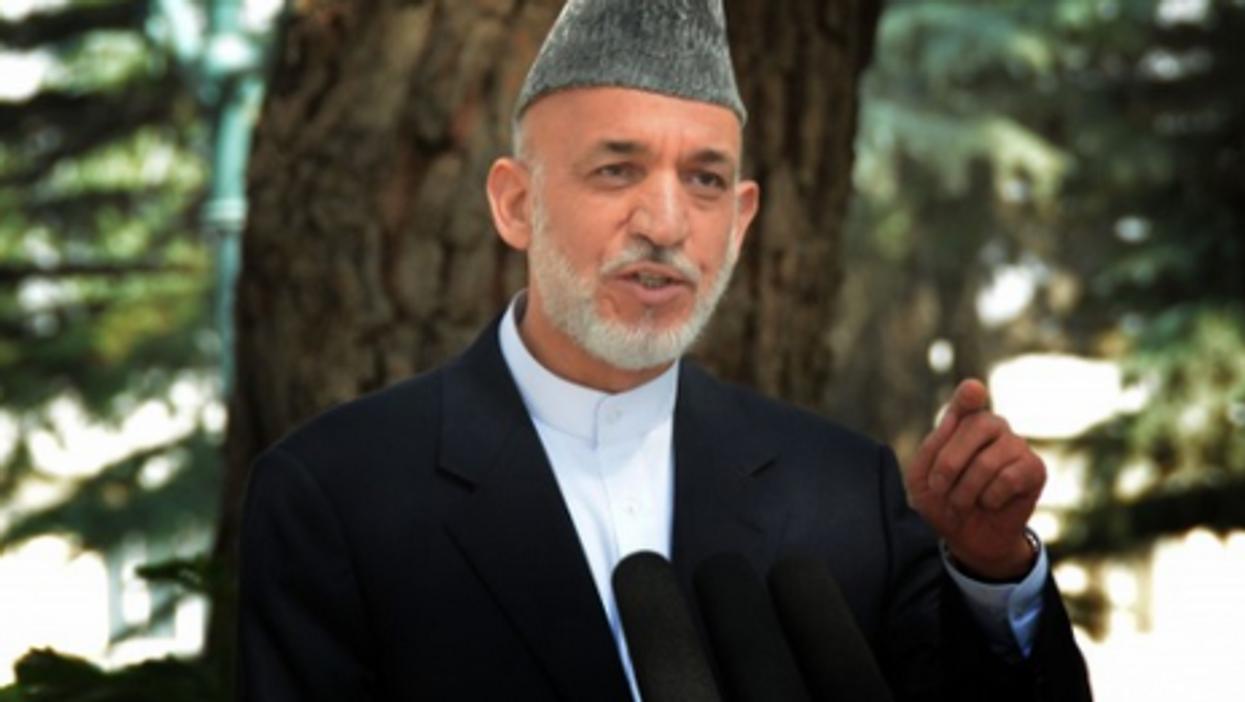 Verbatim: Karzai, Bieber, Pope, Silvio And More