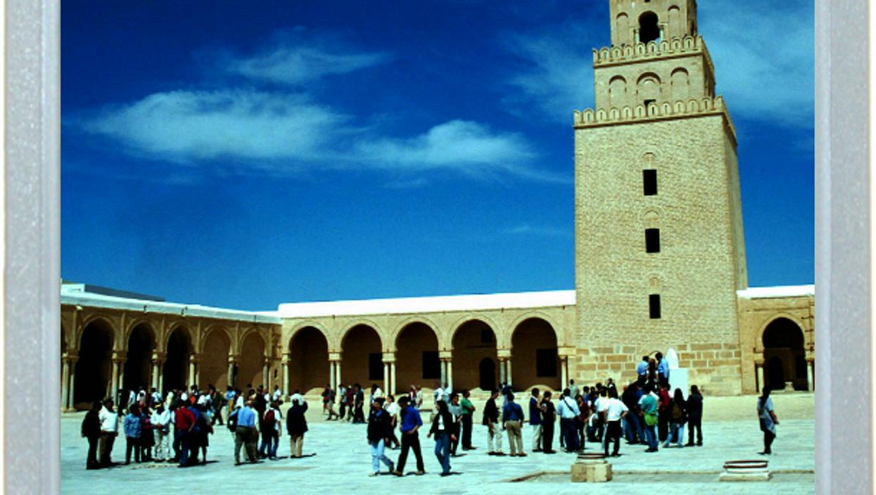 Model Mosque