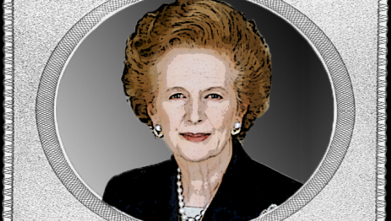 The Meaning Of Margaret Thatcher, A View From France