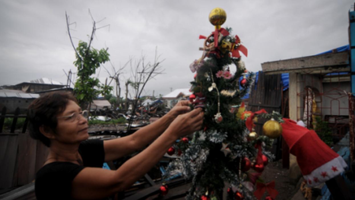 Snapshot Of The World: Bachelet Win, Hard Christmas, Brazil Floods
