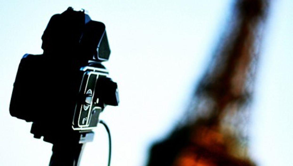 In 2012, 988 films were shot in Paris