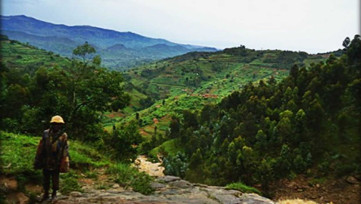In 2012, torrential rains killed at least 72 Rwandans