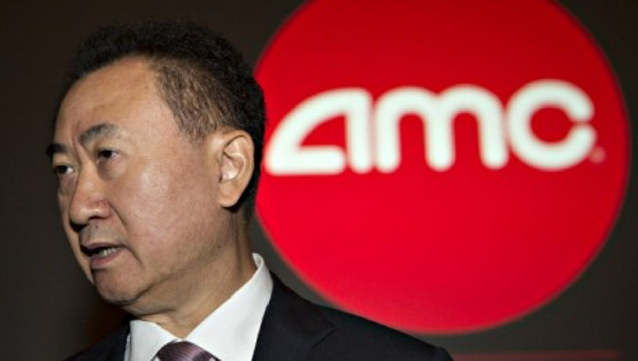 In 2012 Weng Jianlin acquired AMC Theaters to become the world's biggest theater owner.