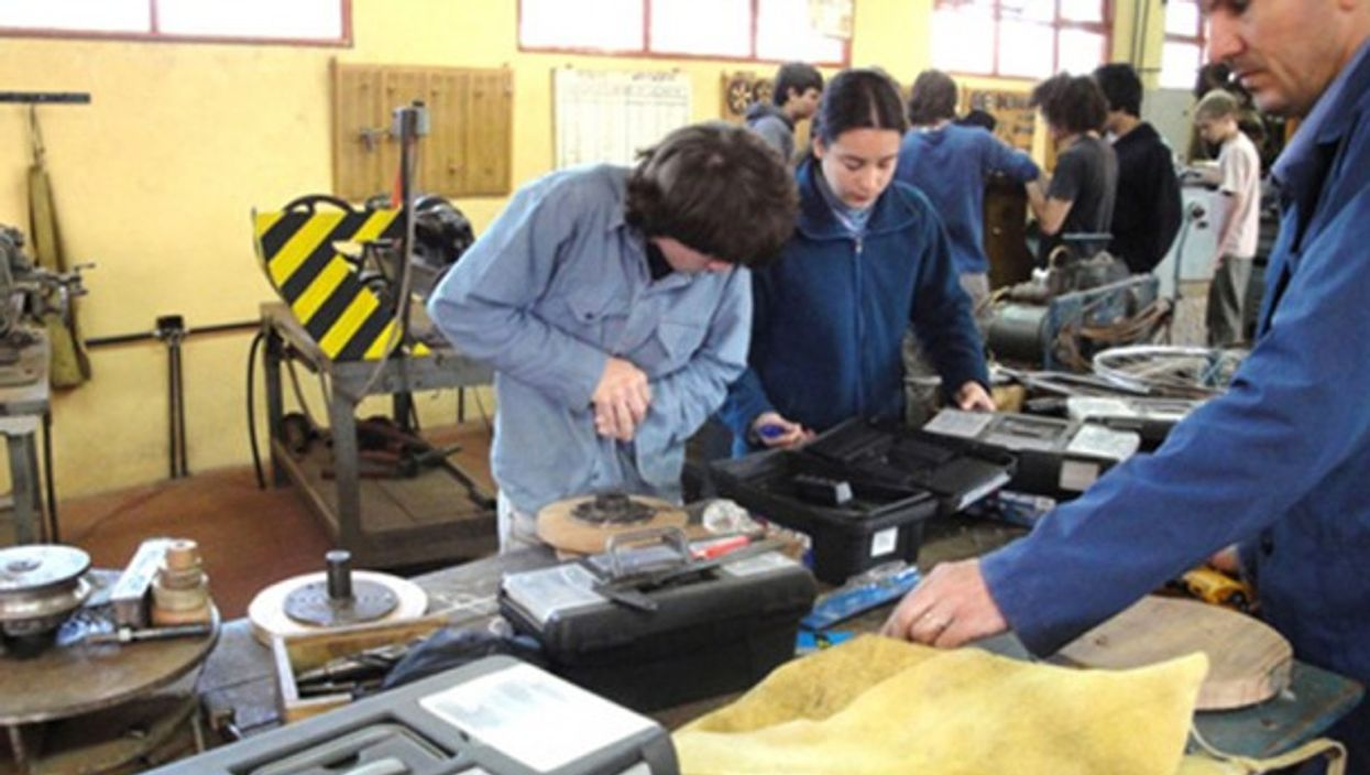 In Argentina, June 6 marks the Apprenticeship day
