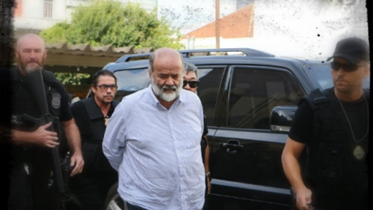 In Brazil, the arrest this month of Joao Vaccari Neto