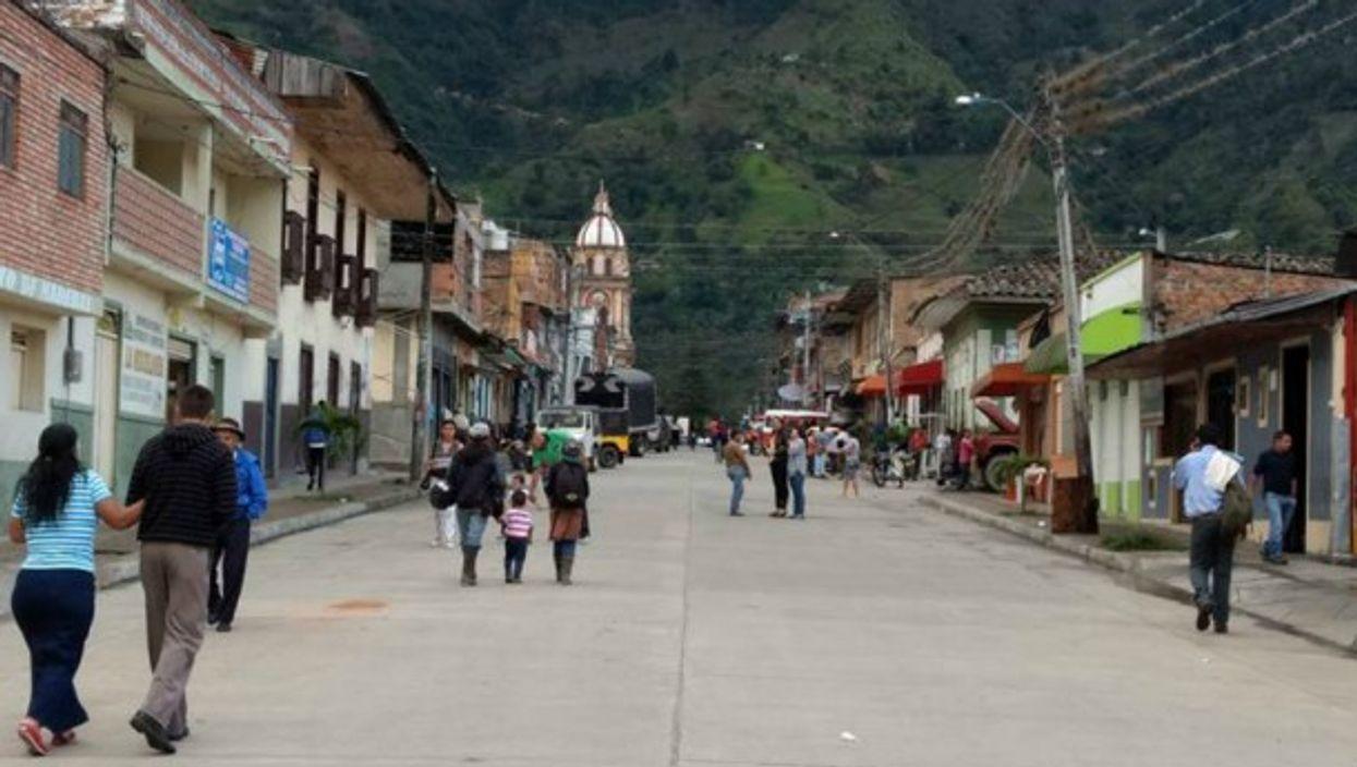 in Cajamarca