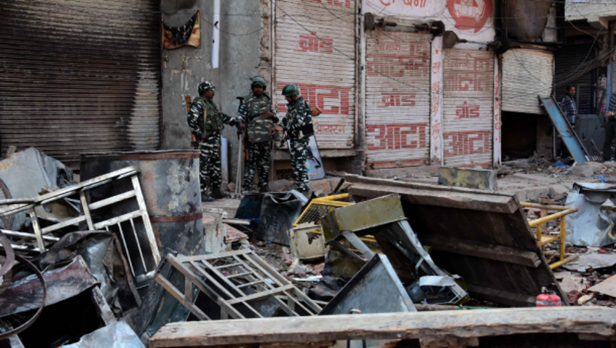 In Delhi after Feb. 26 clashes