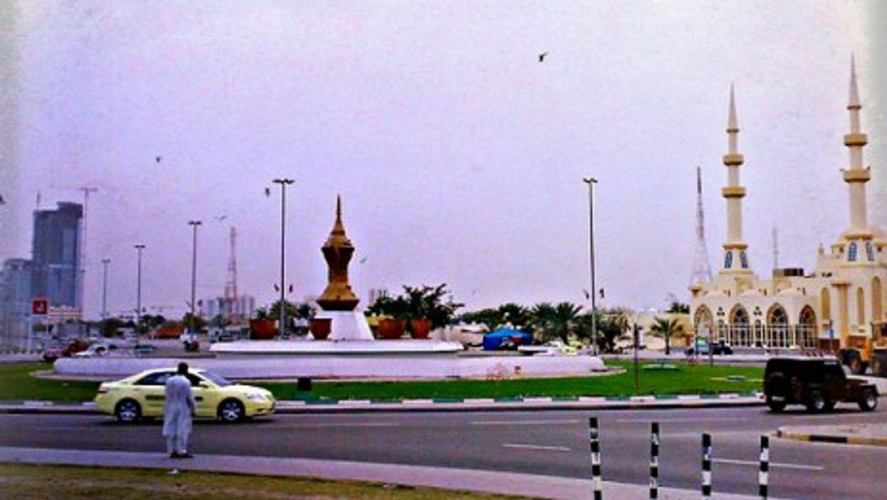 In Fujairah