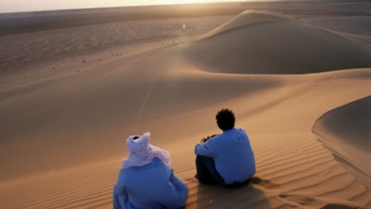 In Ghadames, Libya