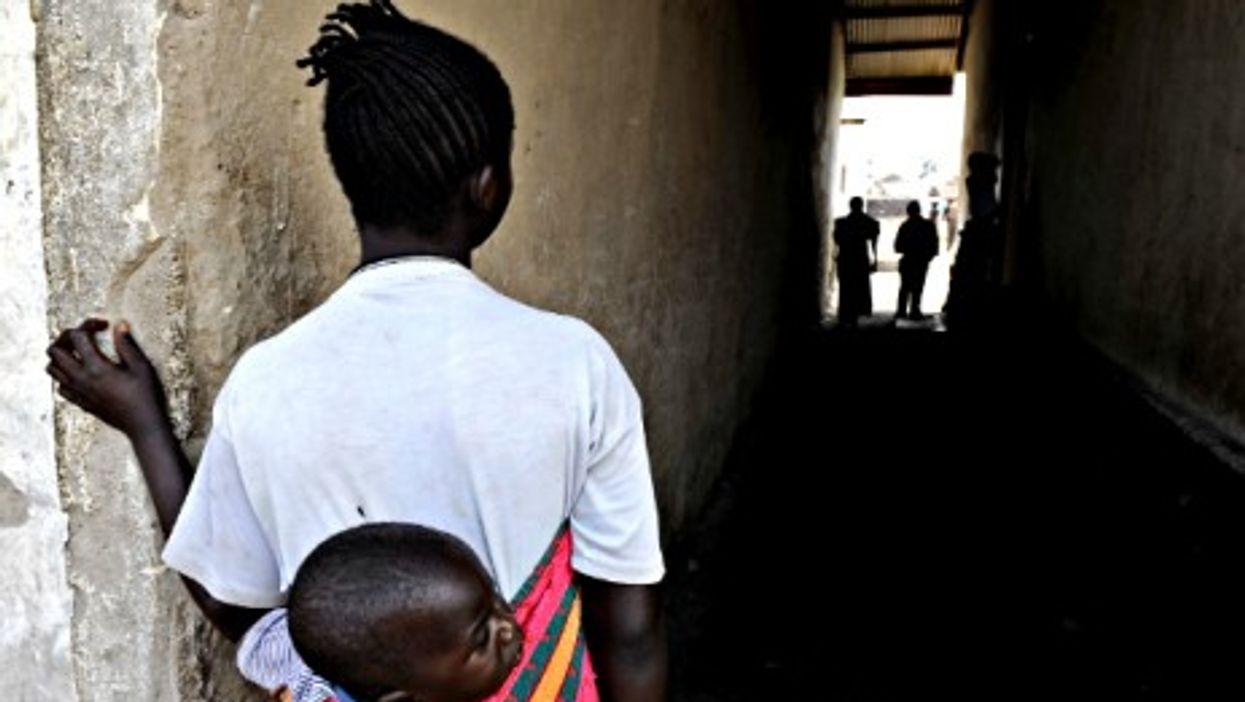 In Goma, DRC