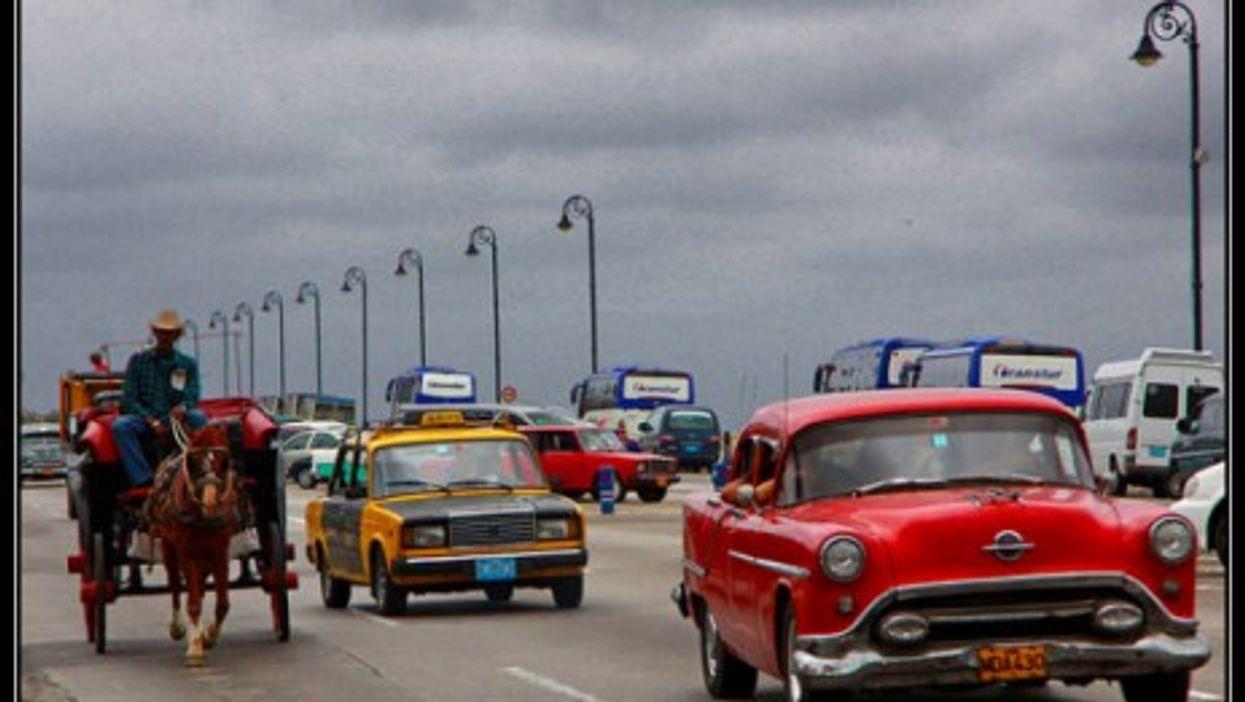 In Havana, a long ride ahead